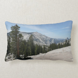 Olmsted Point II from Yosemite National Park Lumbar Pillow
