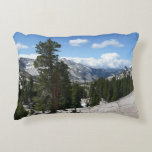 Olmsted Point III in Yosemite National Park Decorative Pillow