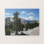 Olmsted Point III in Yosemite National Park Jigsaw Puzzle