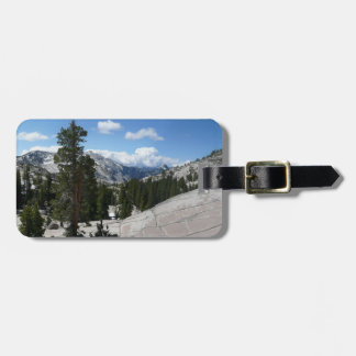 Olmsted Point III in Yosemite National Park Luggage Tag