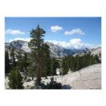 Olmsted Point III in Yosemite National Park Photo Print