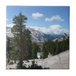 Olmsted Point III in Yosemite National Park Tile