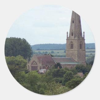 Olney Church Stickers