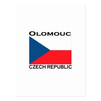 Olomouc, Czech Republic Postcard