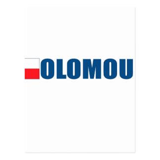 Olomouc Postcard