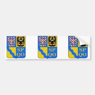 Olomouc Region, Czech Bumper Sticker
