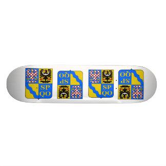 Olomouc Region, Czech Skateboard Decks