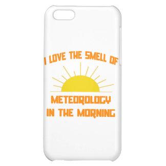 Olor de la meteorología por la mañana