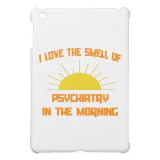 Olor de la psiquiatría por la mañana