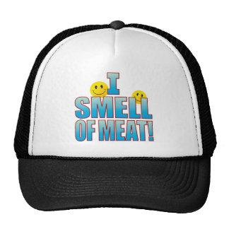 Olor de la vida B de la carne Gorras