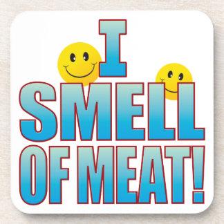 Olor de la vida B de la carne Posavasos De Bebidas