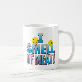 Olor de la vida B de la carne Taza De Café