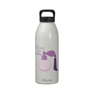 Olores y sensibilidad botella de agua