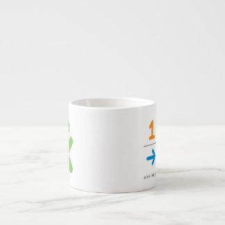 OLPC (taza del café express) Taza Espresso