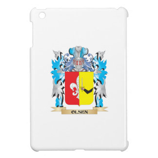 Olsen Coat of Arms - Family Crest iPad Mini Cover