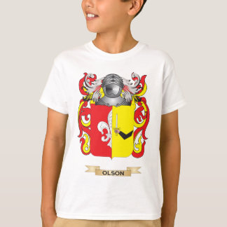Olson Coat of Arms (Family Crest) T-Shirt