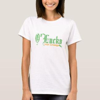 O'Lucky Irish Lineage T-Shirt