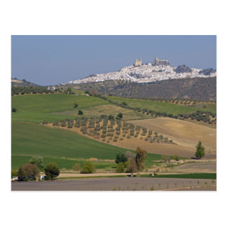 Olvera, Andalusia, Spain Post Card