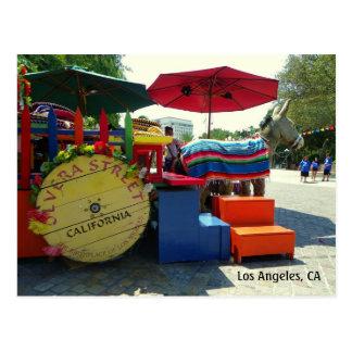 Olvera Street, Los Angeles Postcard! Postcard