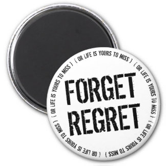 Olvide el pesar imán