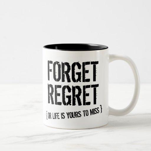 Olvide el pesar tazas de café