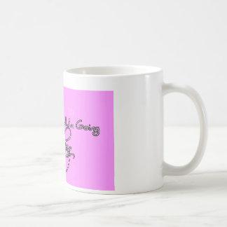 Olvide la alameda… tazas de café