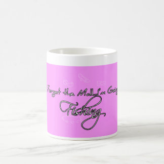 Olvide la alameda… taza de café