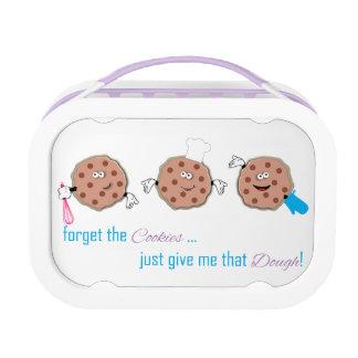 Olvide las galletas