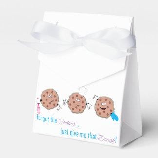Olvide las galletas caja para regalo de boda