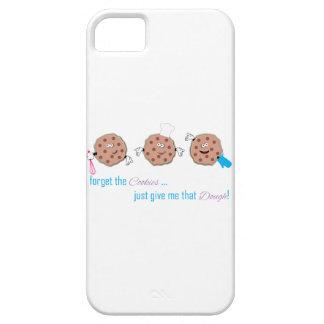 Olvide las galletas iPhone 5 carcasa