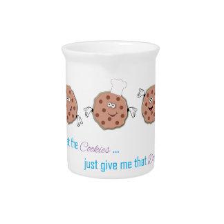 Olvide las galletas jarrón