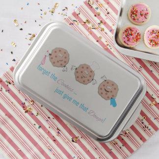 Olvide las galletas molde para pasteles