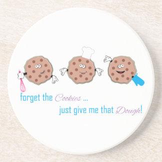 Olvide las galletas posavasos manualidades