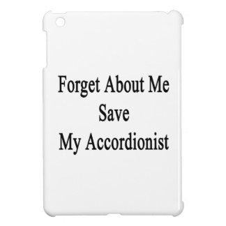 Olvide mí la reserva mi acordeonista