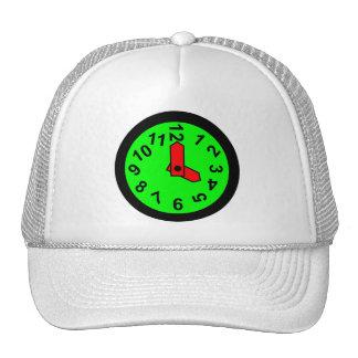 Olvide todo sobre los relojes gorras