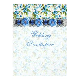 Olvídeme que no casa la tarjeta de la invitación invitación 16,5 x 22,2 cm