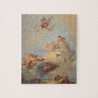 Olymp by Giovanni Battista Tiepolo Puzzles