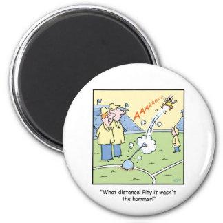 Olympamania Cartoon 19 Magnet