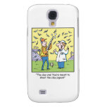 Olympamania Cartoon 22 Samsung Galaxy S4 Cover
