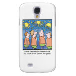 Olympamania Cartoon 2 Galaxy S4 Cases