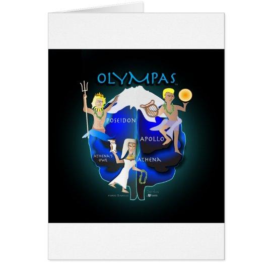 Olympas Card