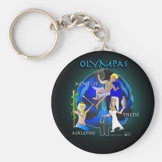 Olympas Health Care Key Chain