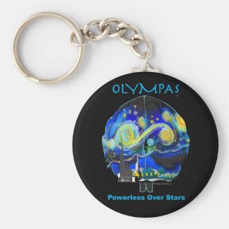 Olympas Starry Night Key Chain