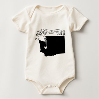 Olympia Baby Bodysuit