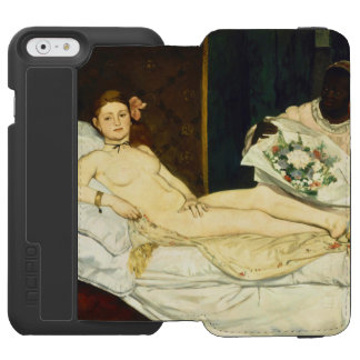Olympia by Edouard Manet Incipio Watson™ iPhone 6 Wallet Case