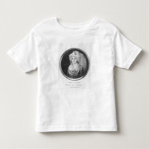 Olympia de formones t-shirts