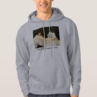 Olympia Hooded Sweatshirt