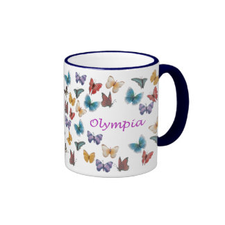 Olympia Ringer Coffee Mug