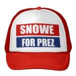 OLYMPIA SNOWE 2012 TRUCKER HAT