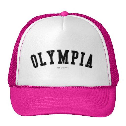 Olympia Trucker Hat